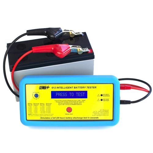 Battery Analysers and Testers