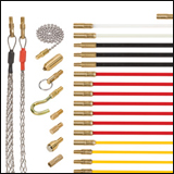 Rods, Fishtapes and Lubricant