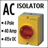 Solar PV Isolators