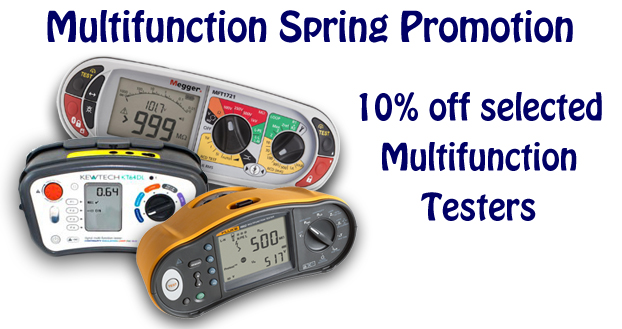 March Spring Multifunction Promotion