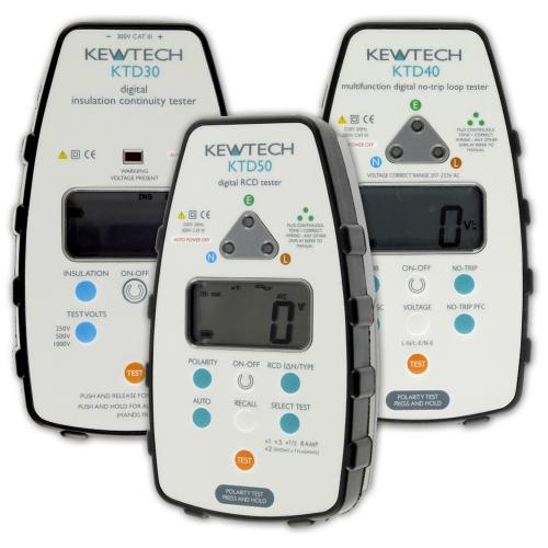 Kewtech Single Function Testers