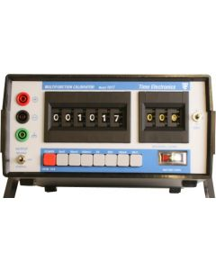 Time 1017 Voltage, Current, Resistance Calibrator