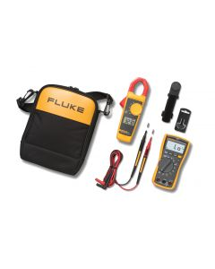 Fluke 117 and 323 Multimeter Kits