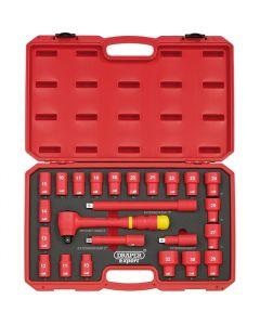 Draper 24 piece insulated socket set 31070