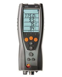 testo 327-1 Flue Gas Analyser Standard Kit 0563 3203 80
