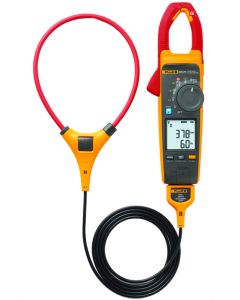 Fluke 378 FC TRMS Non-Contact Voltage AC-DC Clamp Meter with iFlex 5225723