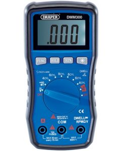 Draper Automotive Digital Multimeter 41821 DMM300