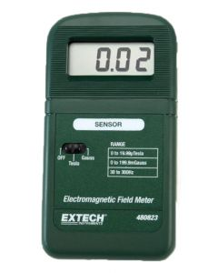 Extech 480823 Single Axis EMF and ELF Meter