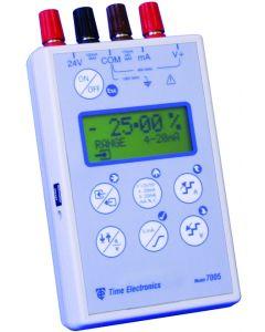 Time 7005 Voltage, Current, Loop Calibrator