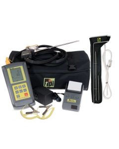 TPI 709R-Kit 3 Flue Gas Analysers