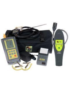 TPI 709R-Kit 4 Flue Gas Analysers