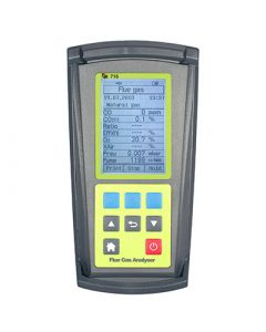 TPI 716 Gas Analyser Standard Kit Contents