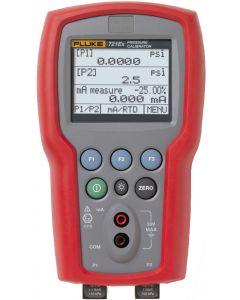 Fluke 721Ex Intrinsically Safe Dual Sensor Pressure Calibrator