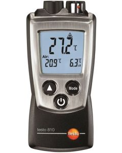 Testo 810 Dual Infrared Thermometer Main View