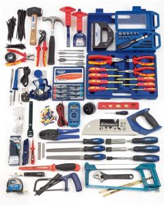 Draper Electricians Tool Kit 89756 Kit Contents