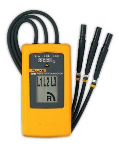 Fluke 9040 Phase Rotation Tester With Clips