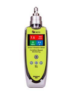 TPI 9070 vibration analyser