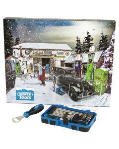 Draper Tools 55 Piece Tool Advent Calendar 90461
