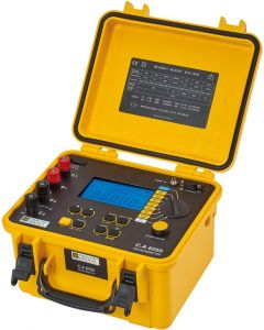 Chauvin Arnoux CA6255 Microhmmeter