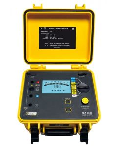 Chauvin Arnoux CA6505 Digital Megohmmeter