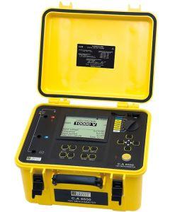 Chauvin Arnoux CA6550 10KV Insulation Tester