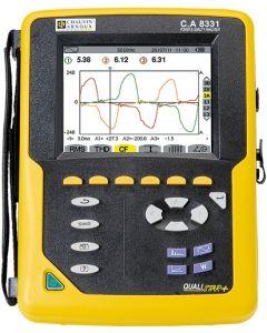 Chauvin Arnoux CA8331 Qualistar Plus Power Analyser