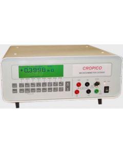 Cropico DO5000 Low Resistance Ohmeters