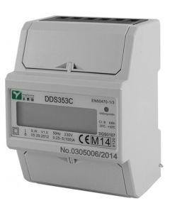 DDS353C 100A Direct Connect Single Phase kWh Meter
