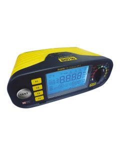Di-Log DL9118 17th Edition Multifunction Tester Kit Contents