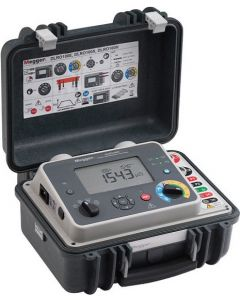 Megger DLRO100H Series Digital Low Resistance Ommeters
