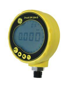 Druck DPI104-IS Digital Pressure Test Gauge