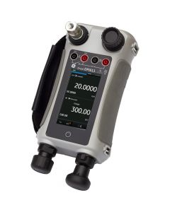 Druck DPI611 Pressure Calibrator Main View