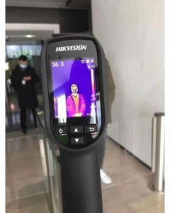 Hikvision DS-2TP31B-3AUF Body Temperature Handheld Thermal Camera