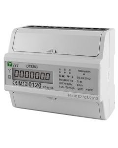 YTL DTS353 100A 3 Phase DIN Mounted Meter