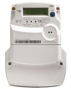 Landis & Gyr E230 3 Phase Credit Meter