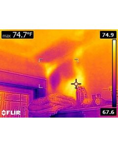 FLIR E8 Infrared Camera with MSX and Wi-Fi