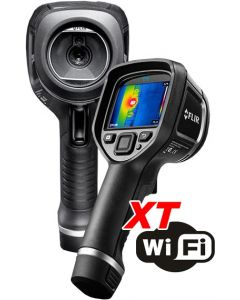FLIR E6-XT Infrared Camera with MSX and Wi-Fi Main View