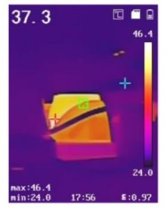 Hikmicro EL1 Thermographic Handheld Camera