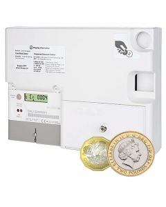 Emlite EML-P New £1 and £2 Coin Meter