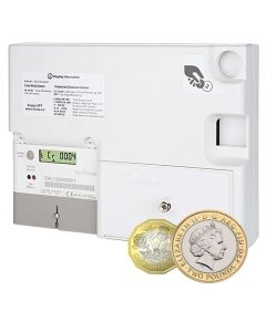 Emlite EML-T New £1 and £2 Coin Meter
