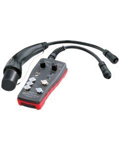 Fluke 1664 UK-EV Kit Multifunction Tester Kit Contents