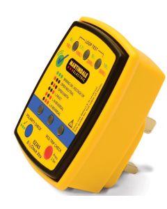 Martindale EZ365 Socket Earth Loop & RCD Tester
