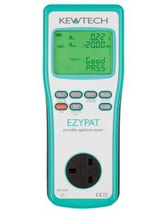 Kewtech EZYPAT PAT Tester Main View