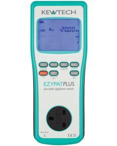Kewtech EZYPAT-Plus PAT Tester Main View
