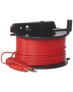 Fluke GEO Cable Reel 50M Test Lead Extension