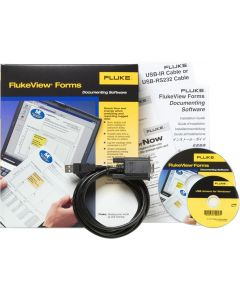 Fluke FVF-SC4 Software and Cable