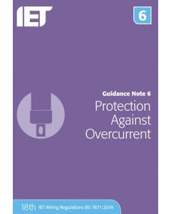 IET Guidance Note 6 Protection Against Overvoltage 18th Edition 2018