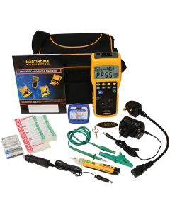 Martindale HPAT600 Kit Portable Appliance Tester Kit