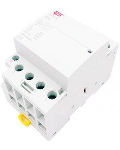 Installation Contactor 63A 4 Pole NO 230V INC634
