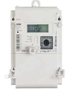 Iskra AM550-CT-MID Three Phase Digital Smart Meter CT Operated GSM Output